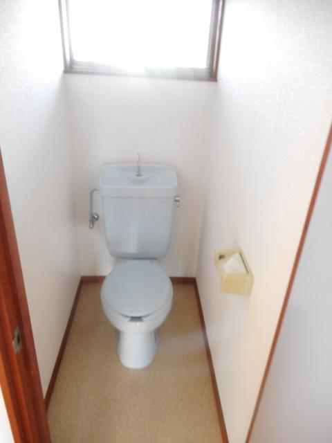 第2日向ハイムトイレ
