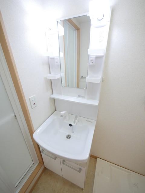 アルバエトワール洗面所