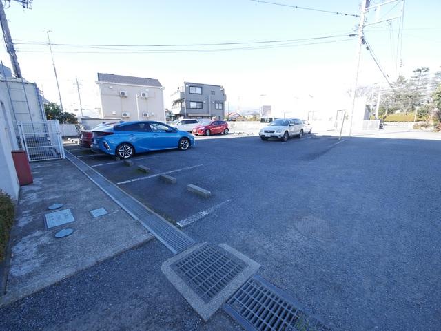ビューテラス駐車場
