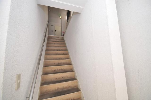 Blue Star G1(ブルースター) この階段を登った先にあなたの新生活が待っていますよ。
