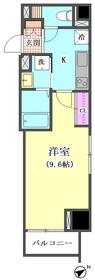ライズ大森 601号室