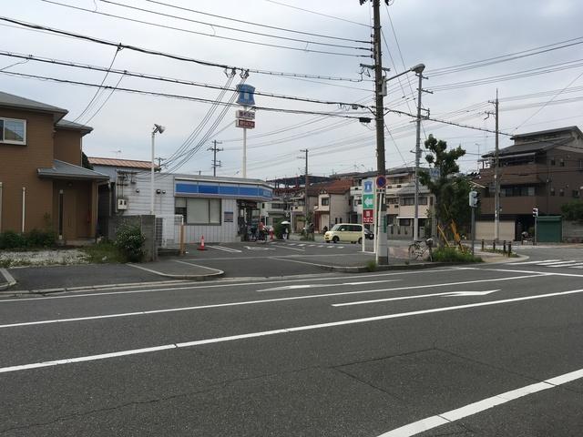 ローソン堺少林寺町西店