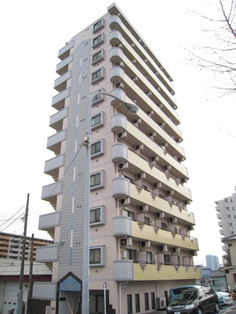 スカイコート神奈川新町の外観画像