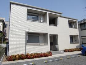 エクセレントハイツ鹿島田の外観画像