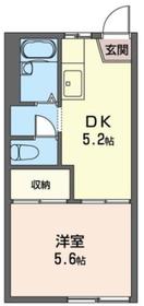 洋室変更工事 システムキッチン モニターホン完備