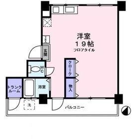 T.Ichimura BL2階Fの間取り画像