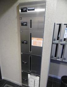 新橋駅 徒歩6分共用設備
