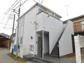 鶴間駅 バス3分「十一条」徒歩11分外観