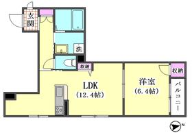 仲六郷2丁目シャーメゾン 205号室