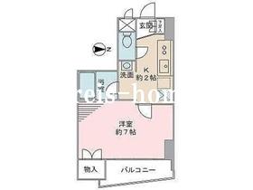 MYハイツ本郷3階Fの間取り画像