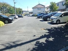 レセンテスパシオ駐車場