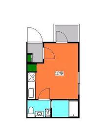 レオニラ1階Fの間取り画像