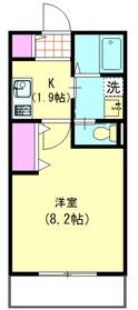 メゾン・ロートス 201号室