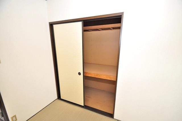 ミツワハイツⅠ コンパクトながら収納スペースもちゃんとありますよ。