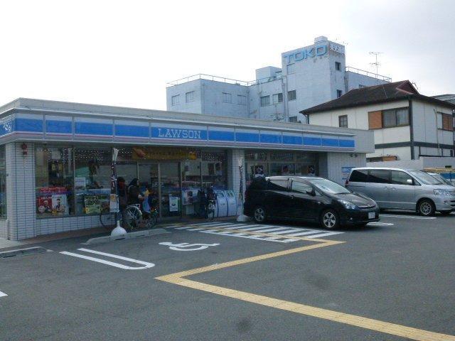 シャトーユキ ローソン東大阪御厨栄町店