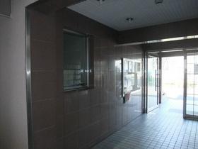 スカイコート横浜大口2エントランス