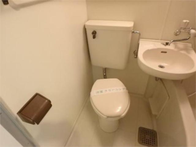 ビアメゾン高幡不動トイレ