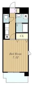 モン・リヴィエール3階Fの間取り画像