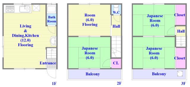 近江堂1-11-9 貸家 一戸建にこだわるファミリーの為の物件です。