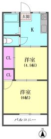 第3鵜ノ木コーポ 103号室