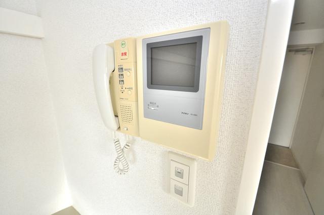 LA CASA 新深江 TVモニターホンは必須ですね。扉は誰か確認してから開けて下さいね