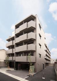ルーブル東蒲田伍番館の外観画像