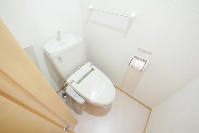 ヌーベル21トイレ
