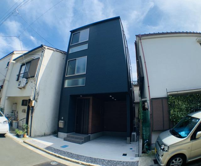 平井6丁⽬⼾建ての外観画像