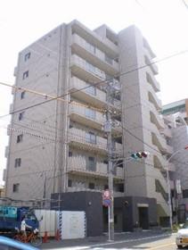 武蔵小杉駅 徒歩10分エントランス