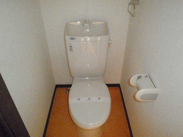 サトウハイツトイレ