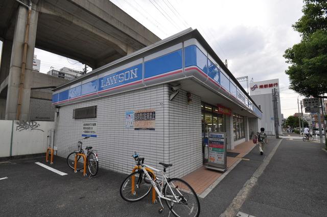 ロンモンターニュ小阪 ローソン東大阪小阪一丁目店
