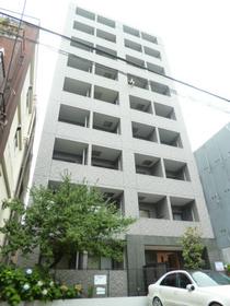 スカイコート新宿新都心の外観画像