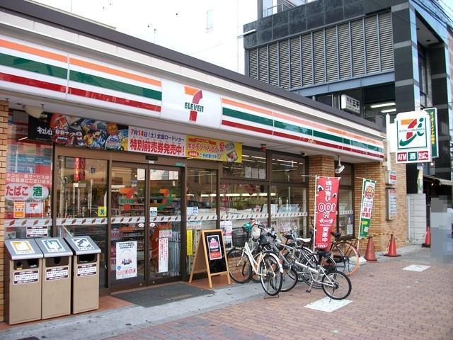 サクラティアラ セブンイレブン大阪新深江駅北店