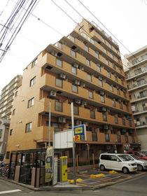 人気の川崎駅から徒歩圏内に建つマンション
