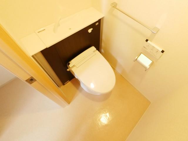 グランヒルズトイレ