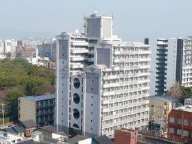 ラ・レジダンス・ド・福岡県庁前 : 5階外観