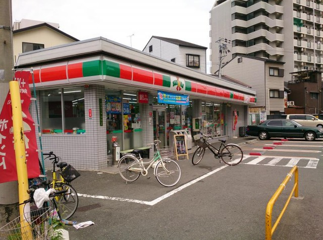 サンクス新今里3丁目店