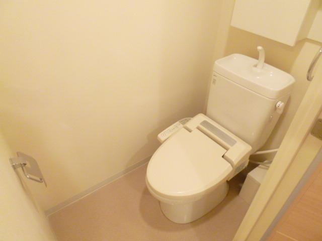 エスティメゾン大島トイレ