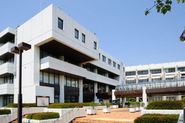 ファミーユ桜ヶ丘[周辺施設]役所