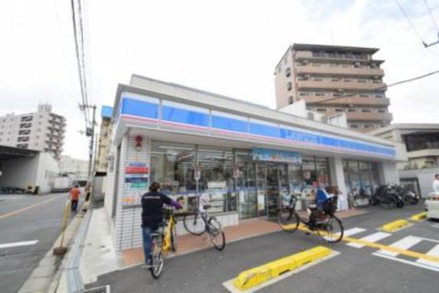 M'プラザ菱江 ローソン東大阪稲葉一丁目店