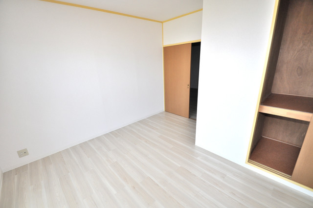メダリアン巽 解放感たっぷりで陽当たりもとても良いそんな贅沢なお部屋です。
