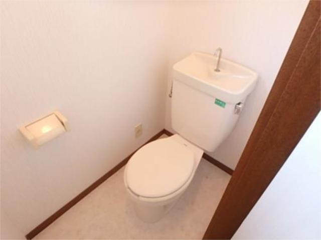 立川貸家トイレ