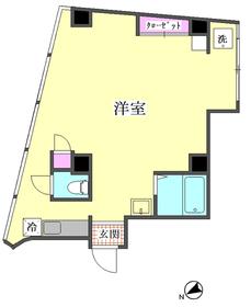 PAO HOUSE 301号室
