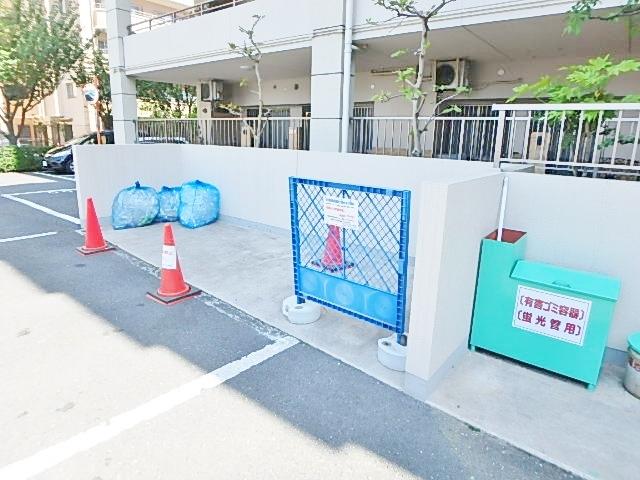 グランシティレイディアント東京ウエスト共用設備
