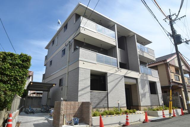 尼崎市水堂町1丁目の賃貸アパート