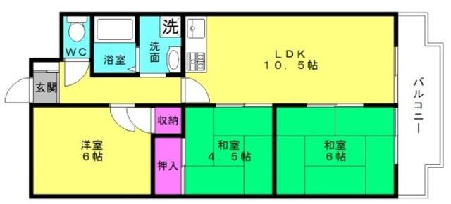 エクセル東加古川弐番館