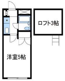 リモード本厚木A棟2階Fの間取り画像