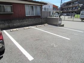 ペイサージュ成城駐車場