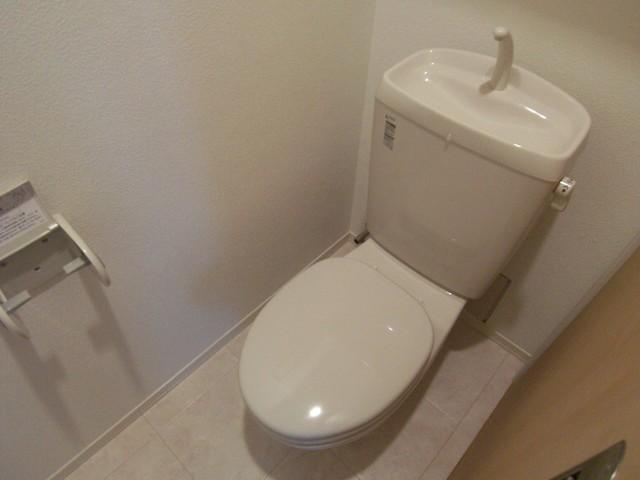 ルミエール桜トイレ
