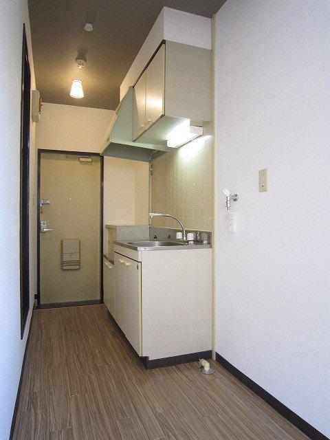コーポ木藤居室
